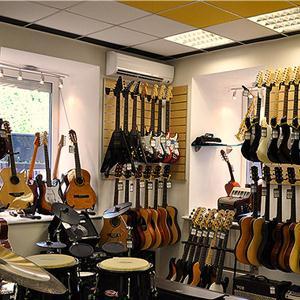 Музыкальные магазины Сернура